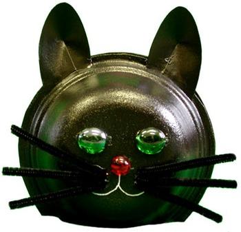 Halloween Cat craft