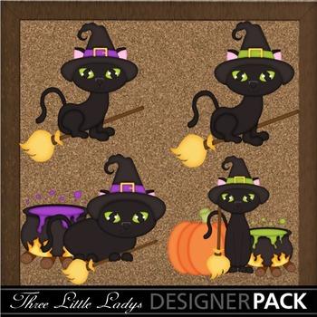 Halloween Cats 2