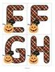 Halloween Cats Alphabet FREE