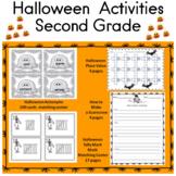 Halloween Center Activities (Bundle)