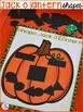 Halloween Math and Literacy Centers for Preschool, Pre-K, and Kindergarten