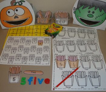 Halloween Centers Autumn Activities Fall Centers Math Literacy Fine Motor Food