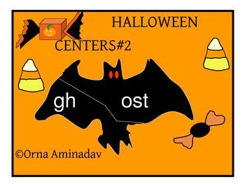 Halloween Centers II