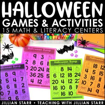Halloween Centers