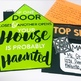 Halloween Centers {Mission Movement: Haunted House} EDITABLE!