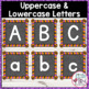 Halloween Chalkboard Letter and Number Cards
