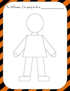 Halloween Character Sketch