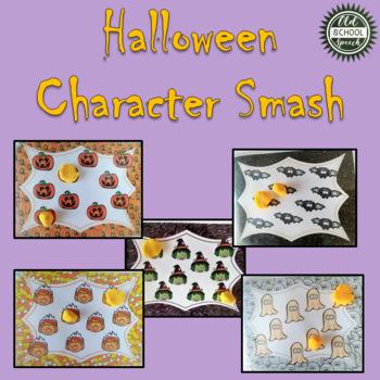 Halloween Character Smash