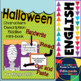 Halloween Characters Description Riddles Mini Cards