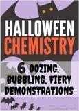 Halloween Chemistry: 6 Oozing, Bubbling, Fiery Science Dem