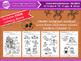 Halloween - Chinese Writing Activity and Coloring Worksheets 51 pages