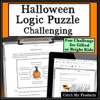 High School Logic Puzzle