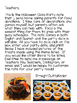 Halloween Class Party Note- Editable in English and Spanish