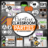 Halloween Classroom Party Pack