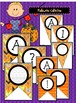 Halloween Classroom Pennants and Bunting (Letters, Numbers, Punctuation)