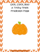 Halloween:  Click, Clack, Boo! A Tricky Treat