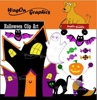 Clip Art: Halloween