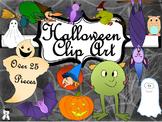 Original Halloween Clip Art #Halloween2019