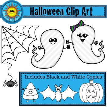 Halloween Clip Art - 300 dpi