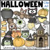 Halloween Clip Art Pack