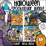 Halloween Clip Art Bundle 2 - Chirp Graphics