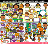 Halloween Clip Art Bundle PREORDER