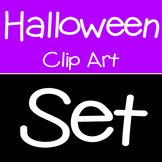 Halloween Clip Art Bundle Set {The Teacher Stop}