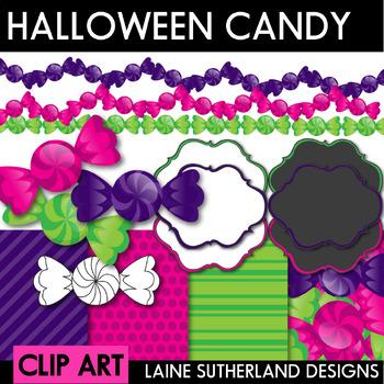 Halloween Clip Art - Candy