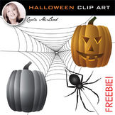 FREE Halloween Clip Art [Commercial Use Permitted]