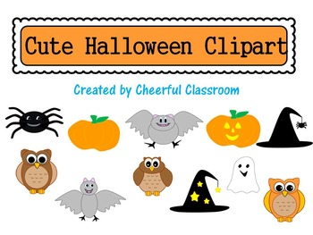 Halloween (Cute Clipart)
