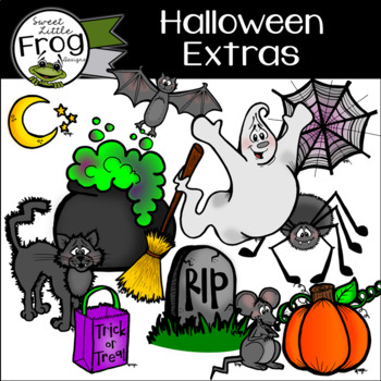Halloween Extras Holiday Pack