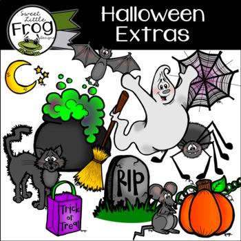 Halloween Clip Art FREEBIE (c) Shaunna Page 2015