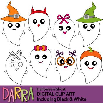 Halloween Clip Art (Ghost Clipart)
