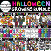 Halloween Clip Art Mega Bundle {Halloween Clip Art}