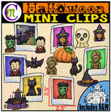 Halloween Clip Art Mini Clips