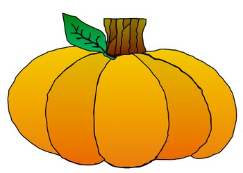 Halloween Clip Art Primary Elementary School Pumpkins Ghosts Jack-o-lanterns