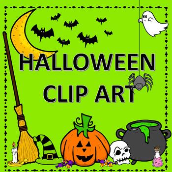 Halloween Clip Art Collection