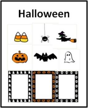 Halloween Clip Art and Frames