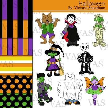 Halloween Clip Art clipart