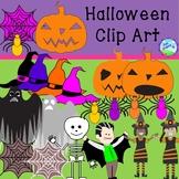 Halloween Clip Art - commercial use ok
