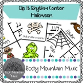 Halloween Clip It Rhythm Center