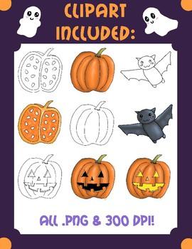 Halloween Clip Art!
