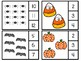 Halloween Clip or Cover Counting Cards