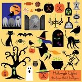 Clipart: Halloween Clip Art