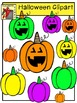 Halloween Clipart - Bats, Ghosts, and Spiders Oh My!