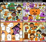Halloween Clipart Bundle 1