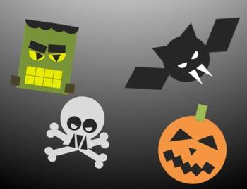 Halloween Clipart Bundle