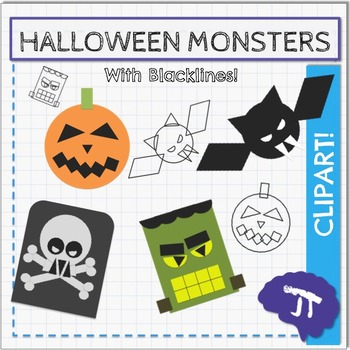 Halloween Clipart Bundle