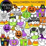 Halloween Clipart Favorites