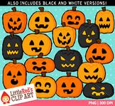 Halloween Pumpkin Clipart Jack-o'-Lantern Clipart